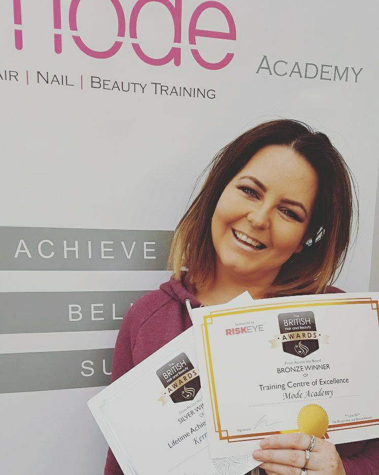The british beauty awards winners finalists 2017 for Aberdeen college beauty salon